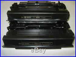10 EMPTY Virgin OEM Genuine HP 87X HIGH YIELD Toner Cartridge CF287X FREE SHIP