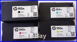 10 Sets (40 Pieces) Virgin Genuine Empty HP 952XL Inkjet Cartridges EMPTIES