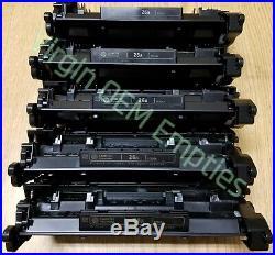 10 Virgin Genuine Empty HP 26A Laser Toner Cartridges FREE SHIPPING CF226A