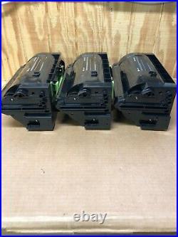 10 Virgin Lexmark MS821 core empty toner cartridges Genuine OEM FREE SHIP