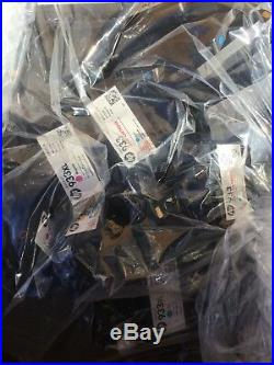 1000 Empty ink Cartridge HP Lexmark Lot Recycle OfficeDepot Staples Refill