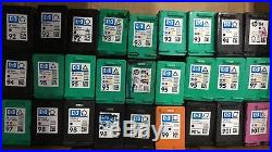106 Genuine Virgin HP 56 57 21 901 60 61 57+ Mixed Lot Of virgin Ink Cartridges