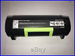 (14)13 Virgin Genuine Empty Lexmark MS410/MS415 MS510/MS610/ & 1 MS315/415 Toner