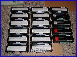 17 Empty Virgin Dell & Lexmark 2330d/dn 2350d/dn PK941 E260 E360 E460 E260A11A