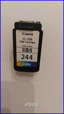 17 Empty Virgin Ink Cartridges Mix of Canon 243, 244, 245, 245X, 246 and HP 61