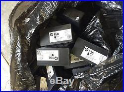 193 HP 950 & 951 Black Colors VIRGIN Empty Ink Tank Cartridges RECYCLE