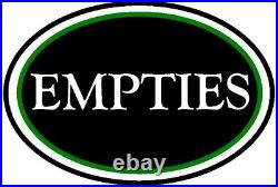 2 Sets EMPTY Virgin Genuine HP CE740A CE741A CE742A CE743A Toner Cartridges 307A