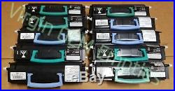 20 Virgin Genuine Empty Dell 1700 Lexmark E330 Toner Cartridges FREE SHIP