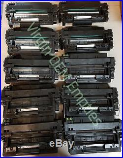 20 Virgin Genuine Empty HP 11A Laser Toner Cartridges FREE SHIPPING Q6511A