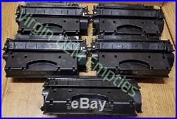 20 Virgin Genuine Empty HP 80X Laser Toner Cartridges FREE SHIPPING