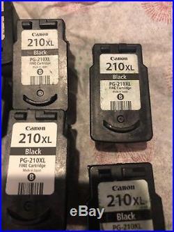 21 Empty Canon Ink Cartridges 210&211XL