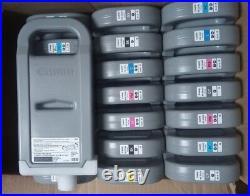 21 Empty Cartridges Canon pfi-701, CANON IPF 8000S, 8000,8100,9000S, 9000,9100