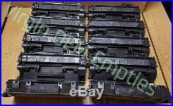24 Virgin Genuine Empty HP 80A Laser Toner Cartridges FREE SHIPPING CF280A