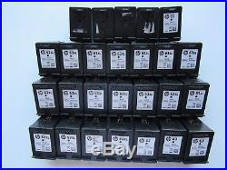 26 HP EMPTY PRINTER INK CARTRDIGES 63 63XL Refill Bulk Wholesale Repair Parts