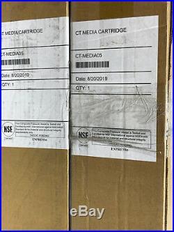 3 Enpress One CT-MEDIA05 Empty Media Cartridges Value Bundle of 3