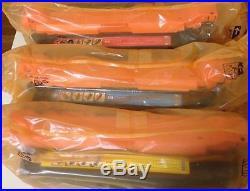 3 New Genuine Sealed BAG HP CE251A CE252A CE253A Laser Toner Cartridges 504A