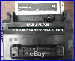 3 New Genuine UNUSED HP 38A Laser Toner Cartridges 100% Toner Printer-Tested