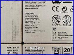 4 New Genuine HP CE264X CF032A CF033A 646A 646X Cartridges Sealed READ