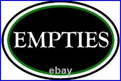 4 Sets EMPTY Virgin HP CF360A CF362A CF362A CF363A Toner Cartridge 508A FREEship