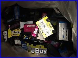 447 HP 932XL & 933XL Black Colors NON VIRGIN Empty Ink Tank Cartridges RECYCLE