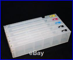 5 EMPTY Refillable ink cartridge for Epson T3270 T5270 T7270 with ARC CIS CISS L