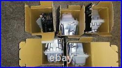 5 Used Empty Genuine 508X Laser Cartridges