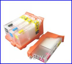 50sets Empty Refillable Ink Cartridge for Primera LX900 RX900 Label Printer