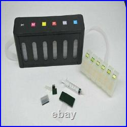 6x250ml ink kit for 312 314 Expression Photo HD XP15000 + Empty CISS T312 T314