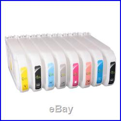 700ML Empty Refillable Ink Cartridge With ARC Chip For Canon iPF 8410S 9410S