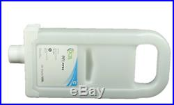 700ML, Empty Refillable Ink Cartridge With Chip For Canon Pro 2000 4000 4000s