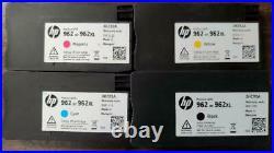 80 (20 sets) Virgin EMPTY and USED Genuine HP 962 SETUP Ink Cartridges EMPTIES