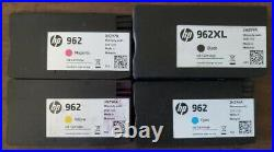 80 (20 sets) Virgin EMPTY and USED Genuine HP 962XL 962 Ink Cartridges EMPTIES