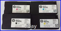 80 Sets Genuine Virgin Empty HP 950XL 951XL Inkjet Cartridges ALL XLs ALL COLORS