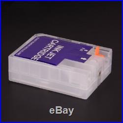 80ML/PC Empty Refillable Ink Cartridge For Epson Pro 3880/3885/3850/3800 Printer