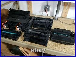 Assorted Genuine HP Empty Virgin CF237A CF258A CF258X CF289A CF287X