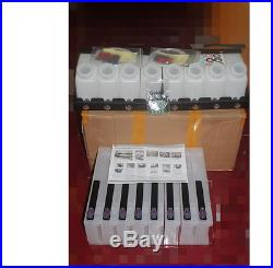 CISS for Ep son GS6000 bulk ink system with chip decoder
