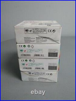 Canon Pfi-301 Lot of 4 Ink tank MBK, B, M, PGY ImagePROGRAF 8100 9100 Sealed