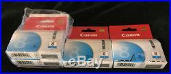 Canon Pixma Printer Ink Cartridges Lot of 45