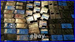 Dell & Generic Empty Ink Cartridges Types Like Series 5 & Series 2 Lot Of 400