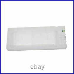 Empty Refillable Ink Cartridge for Epson Stylus Pro 4000 + FREE Chip Resetter
