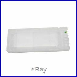 Empty Refilling ink Cartridges for Epson Stylus Pro 7880 9880 + Chip Resetter