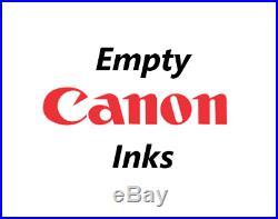 Empty Virgin Lot Of 44 Canon 245xl 246xl 240xl 241xl Ink Cartridges
