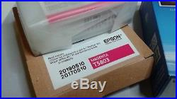 Epson 3880/3800 Ink Cartridge Lot