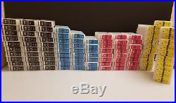 Epson 786 Empty Virgin Ink Cartridges Mixed lot of 99 Blk, Cyan, Yellow, Magent