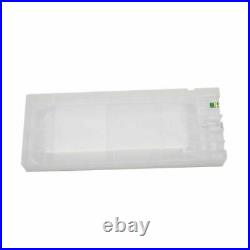 For Epson Stylus Pro 4000 Empty Refillable Ink Cartridge + FREE Chip Resetter