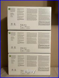 Genuine HP CF031A CF032A CF033A 646A Cyan Magenta Yellow New Sealed Boxes