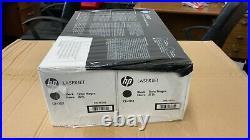 HP 410X Factory Sealed Genuine Black Toner Cartridges CF410XD Dual Pack