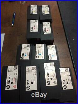 HP 952 Virgin Empty Ink Cartridges