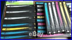 HP 970/970XL Empty Ink Cartridges