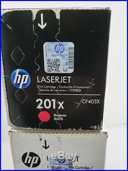 HP Cf200x New Sealed Box